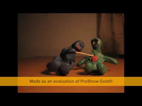 Made As An Evaluation Of Proshow Gold  Doovi