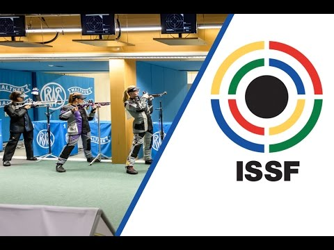 10m Air Rifle Women Final - 2017 ISSF World Cup Stage 4 in Munich (GER)