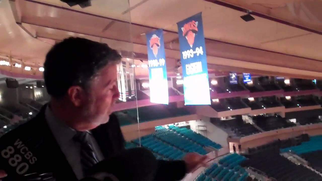Madison Square Garden: Madison Square Garden: Description Of Chase Bridges