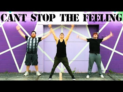Can't Stop The Feeling - Justin Timberlake | The Fitness Marshall | Dance Workout