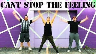 Justin Timberlake - Can't Stop The Feeling | The Fitness Marshall | Cardio Concert