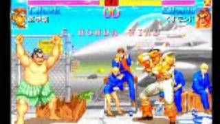Toutanki (T.Hawk) vs. Kusumond (E.Honda)