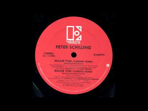 Major Tom Coming Home Special Extended Version  Peter Schilling