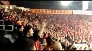 "Gençlik Marşı - ""Abdi İpekçi Korosu"" Galatasaray-Gran Canaria"
