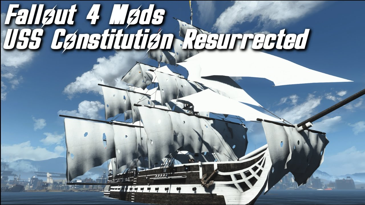Fallout 4 Uss Constitution
