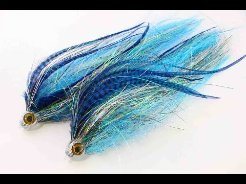 Big Game Fly Tying Tutorial Step By Step Lesson: The Bonito
