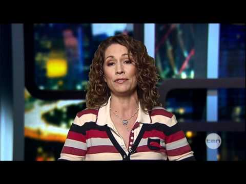 Kitty Flanagan on adventure holidays - The Project