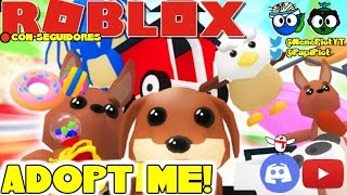 ADOPT ME! 👦🧔 🔴ROBLOX LIVE WITH SUBS JOIN!