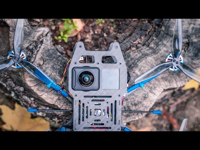 The INVISIBLE Drone - BetaFPV X-Knight 360