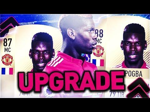 FIFA 18 - LES UPGRADES DE PREMIER LEAGUE SONT ARRIVES !