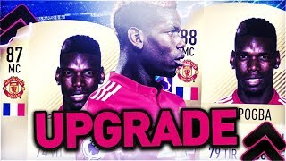 FIFA 18 - LES UPGRADES DE PREMIER LEAGUE SONT ARRIVES !