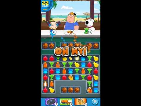 Family Guy Another Freakin Mobile Game Level 328 - NO BOOSTERS