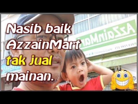 Usahawan BMF | Sekali kumpul produk muslim,penuh kedai AzZainMart ni.