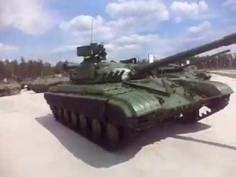 Военная техника парка Патриот.Кубинка