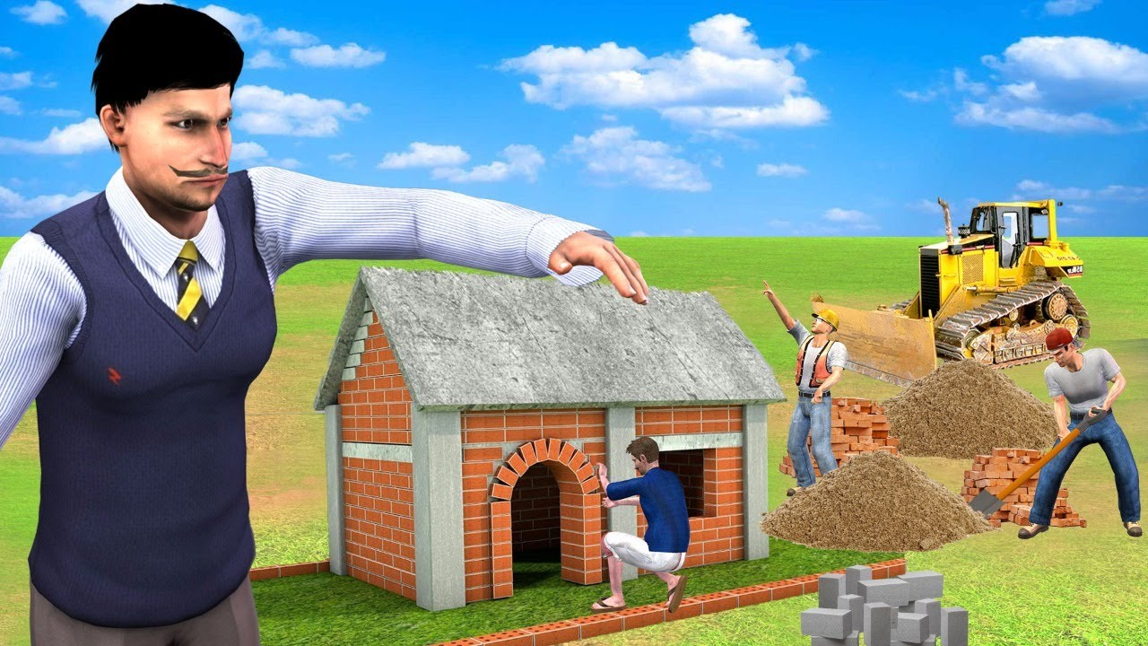 Download लिलिपुट छोटा घर Lilliput Mini House Funny Comedy Video Hindi Kahaniya Stories Hindi Comedy Video