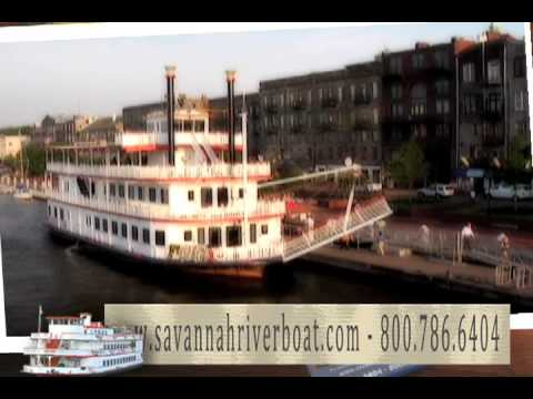 The Savannah Riverboat Cruises Experience