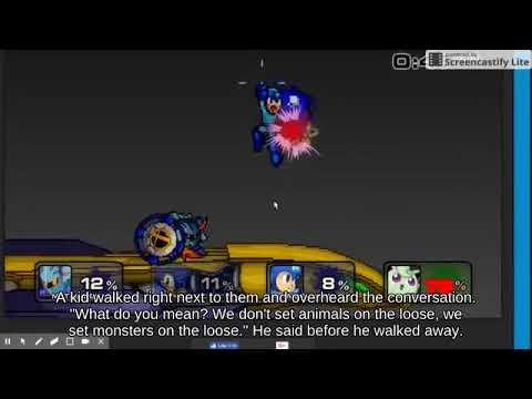Meteor Smash Diddy Kong holding Flipper attacks with Rocket Belt