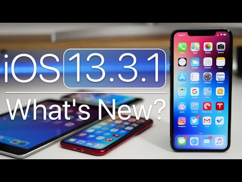 iOS 13.3.1 is Out! - What's New?