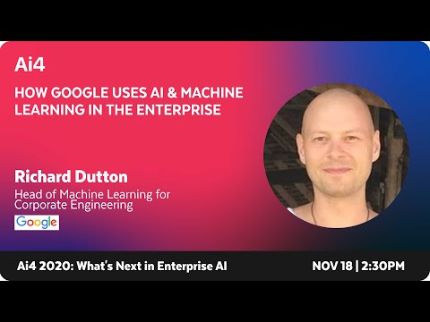 How Google Uses AI & Machine Learning in the Enterprise