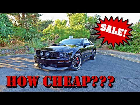 CHEAP Mods For Your 2005-2009 Mustang!