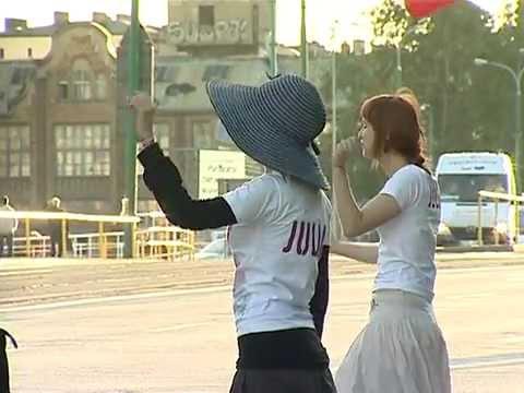 Romeo i Julia na ulicy św. Marcin, Ba-ku teatr, WTK-reportaż