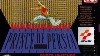 Prince Of Persia Прохождение (SNES Rus)