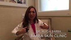 Skincare tips with Dr. Alicia Barba (Spanish and English)