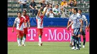 Supercopa MX | Monterrey vs Necaxa (Resumen)