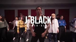 J Black choreography dance (feat. Super SEXY!) | DRD Alliance