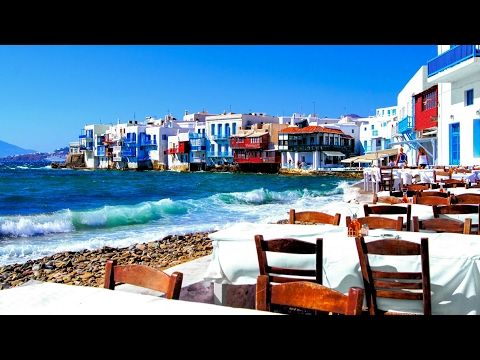 VISIT MYKONOS - Video By Expedia! 🇬🇷