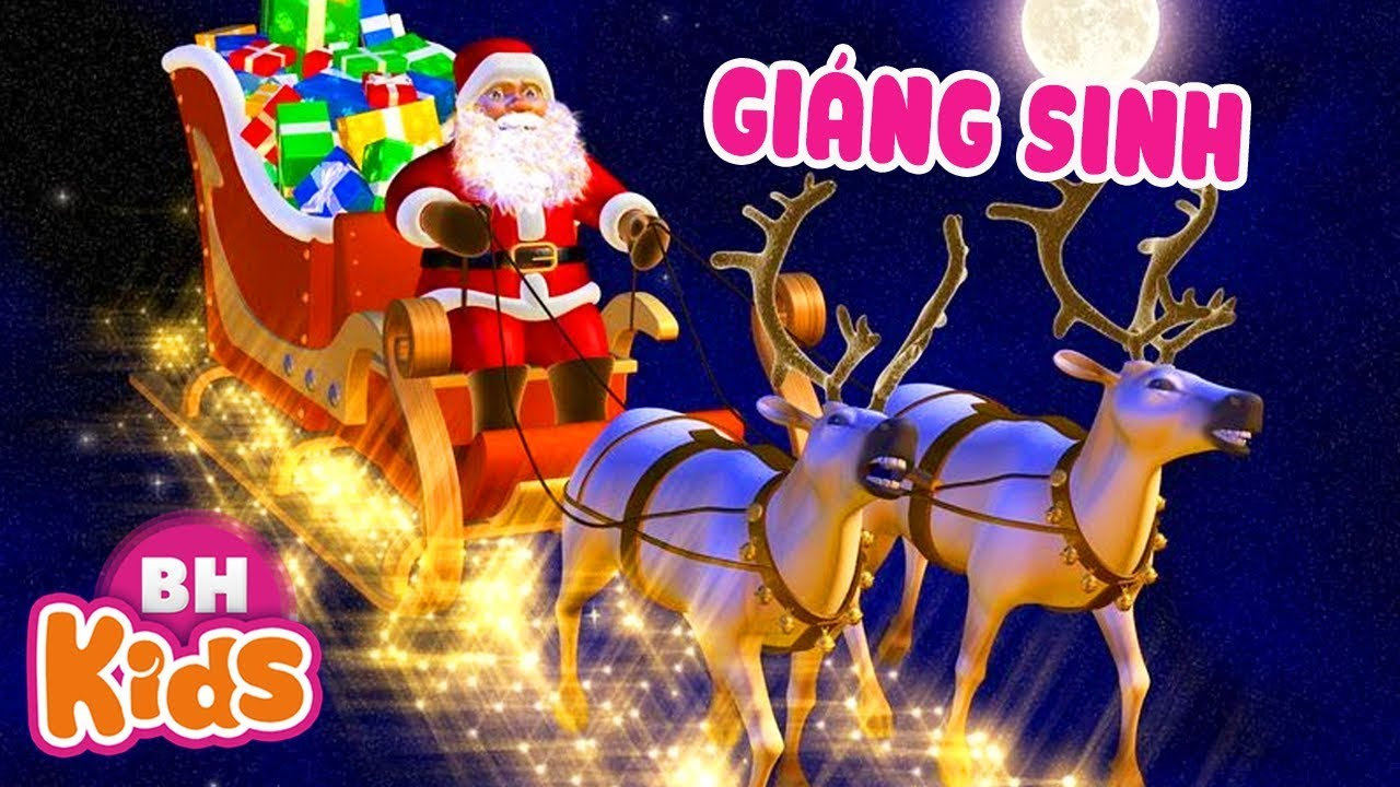 Photo of Nhạc Giáng Sinh Tiếng Anh Cho Bé ❅ We Wish You A Merry Christmas ❅ Christmas Songs For Kids
