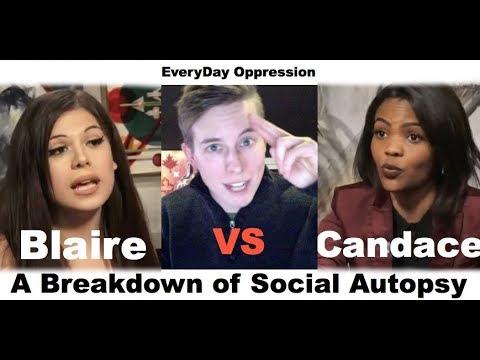 Blaire Vs Candace: A Breakdown of Social Autopsy - PART SIX Q&A