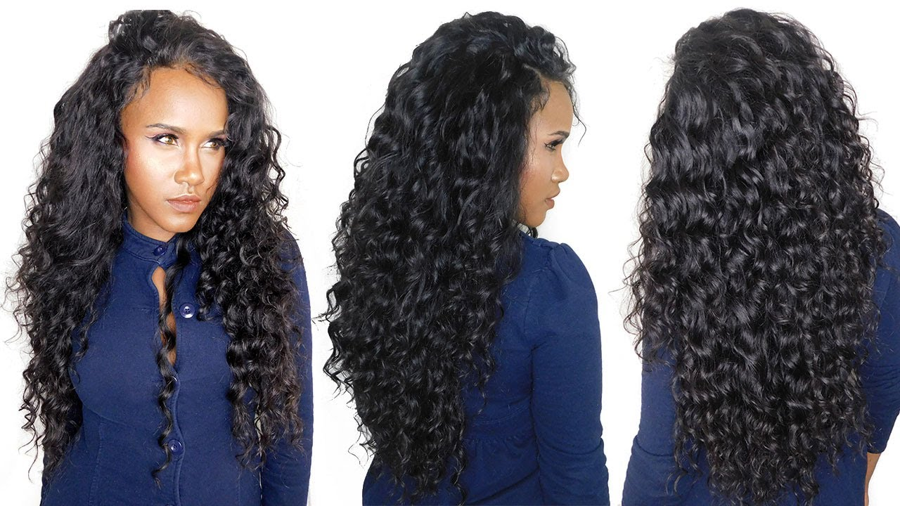 Loose Wave Brazilian Human Hair Weave Bundles 98 3 Bundles Deal