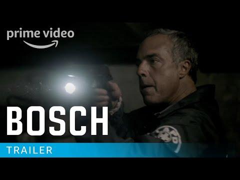 Bosch - Launch Trailer | Prime Video
