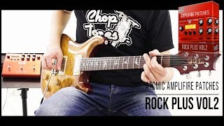 Atomic Amplifire Patches | Rock Plus vol2 | Playthrough