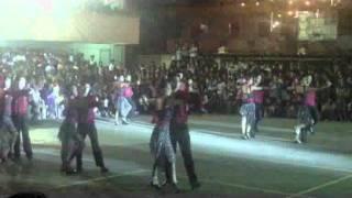 TWA High School Ballroom Dance Competition