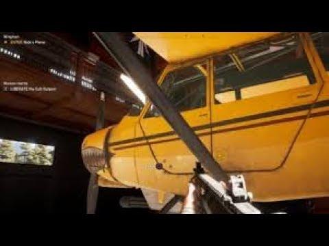 Far Cry 5 - Walkthrough Part 7: Wingman (CO-OP Hard) - YouTube