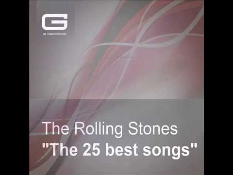 "The Rolling Stones""The 25 Best songs"" GR 075/16 (Official Compilation)"