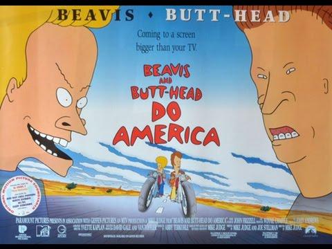 Beavis And Butthead alla conquista dell'America (trailer ita)