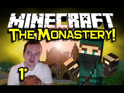 Minecraft Horror Map : THE MONASTERY! - Part 1/2 w/facecam from YouTube · Duration:  15 minutes 17 seconds