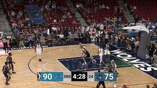 Thomas Welsh (17 points) Highlights vs. Oklahoma City Blue