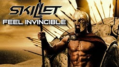 Feel Invincible by Skillet • Troy - 300 Rise of an Empire