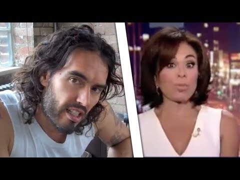 Russell Brand Rants At Fox News 'Savages' & You'll Totally Agree Why