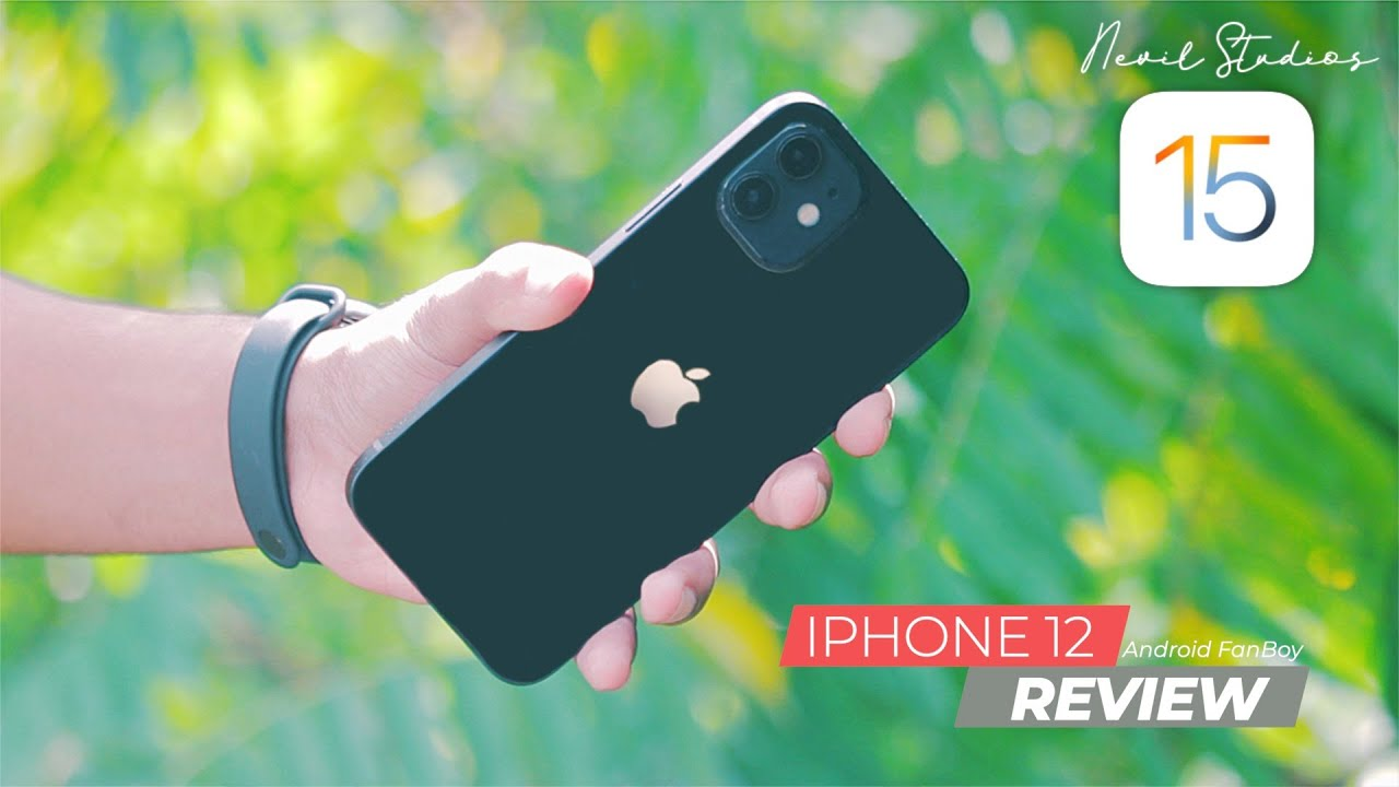 iPhone 12 - An Android FanBoy Review: 7 Months Later [ iOS 15 ] || Should you Buy or Wait?
