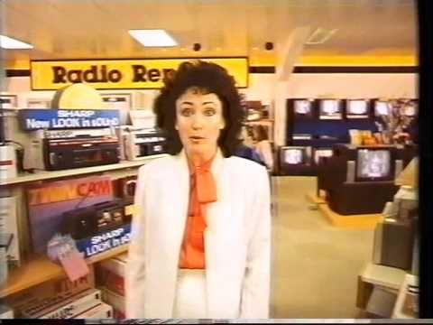 Radio Rentals SA 1987