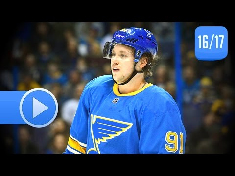 Vladimir Tarasenko All Goals From 2016-2017 NHL Season. 39 Goals. (HD)