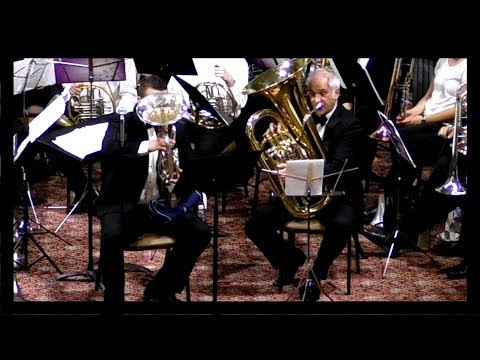 Tuba and Euphonium Duet - The Water is Wide