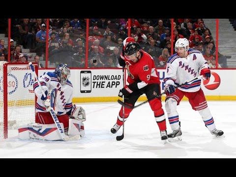 2017 Stanley Cup Playoffs - Round 2 - Senators/Rangers - All Goals