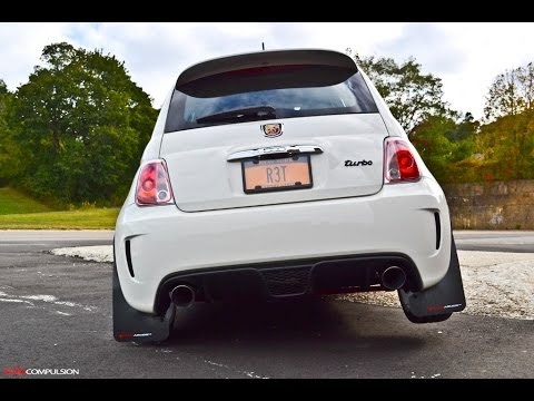 Fiat 500 Light Upgrades Interior Rear And Front Youtube