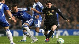 Messi vs Chelsea FC ●UCL Semi-final (1st Leg) ●Stamford Bridge 18/04/2012